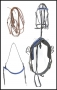 Harnais complet QH synthétique/cuir